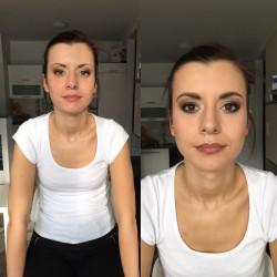 <h3 class='image_title'>makijaż ślubny</h3><div class='image_fb'><div class='product'><fb:like href='http://www.sylwiamakeup.pl/galleries/metamorfozy/330' layout='button_count' show_faces='true' width='240' height='40' action='like' colorscheme='light'></fb:like></div></div><br /><div class='image_description'>  Makijaż wieczorowy, metamorfoza. Makijaz w stylu Glamour.  Makijaż intensywne oko. Makijaz podkreślone oko i usta. Makijaz na studniówkę. Makijaż na wieczór. Makijaż okazjonalny. Profesjonalny makijaż Kraków. Metamorfoza Kraków. Makijaż ślubny Kraków</div><br /> <div class='image_comment'><a href='http://www.sylwiamakeup.pl/galleries/metamorfozy/420' layout='button_count'>więcej..</a> </div>
