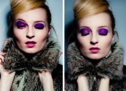 <h3 class='image_title'>Makijaż Kraków</h3><div class='image_fb'><div class='product'><fb:like href='http://www.sylwiamakeup.pl/galleries/beautyfashion/42' layout='button_count' show_faces='true' width='240' height='40' action='like' colorscheme='light'></fb:like></div></div><br /><div class='image_description'>  mocno fioletowy makijaż oczu, ciężki i wyraźny</div><br /> <div class='image_comment'><a href='http://www.sylwiamakeup.pl/galleries/beautyfashion/40' layout='button_count'>więcej..</a> </div>